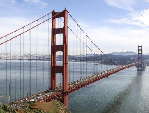 Golden Gate Bridge - KK6NTL